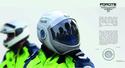 Forcite Police Helmet