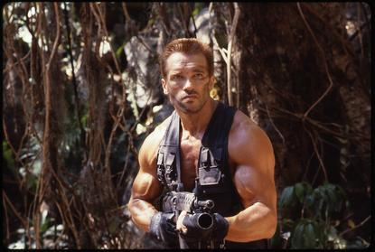 1987's <i>Predator</i> has been converted to 3D for home video.