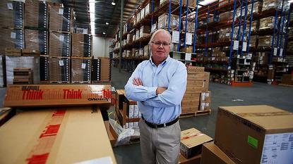 Dicker Data chairman and CEO, David Dicker