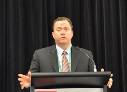 Thor Essman, National Australia Bank's GM of enterprise delivery