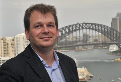 IGEL APAC general manager, Alastair Welsh.