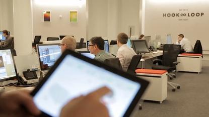 Infor has created an internal design agency called Hook & Loop.