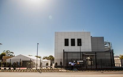 Metronode data centre