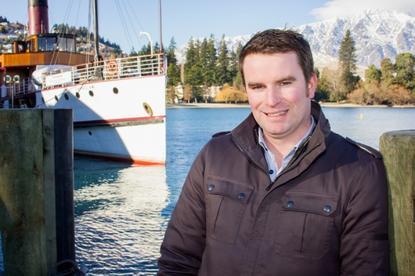 Kiwi entrepreneur and creator of Get Home Safe app, Boyd Peacock