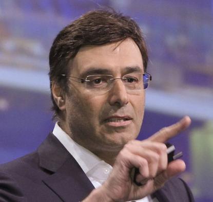 Juniper Networks CEO, Shaygan Kheradpir