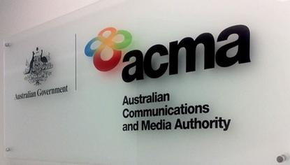 The Australian Communications and Media Authority