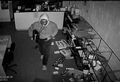 Compute Your World's CCTV footage of the incident