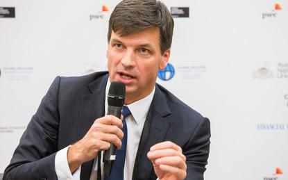 Angus Taylor (Minister for law enforcement and cyber security)