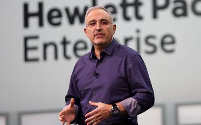 Antonio Neri (CEO - Hewlett Packard Enterprise)