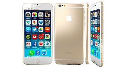 Rumoured Apple iPhone 6. Image courtesy of Marques Brownlee and gadgetlove.com.