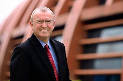 Gery Messer - Managing Director of Asia Pacific, CenturyLink