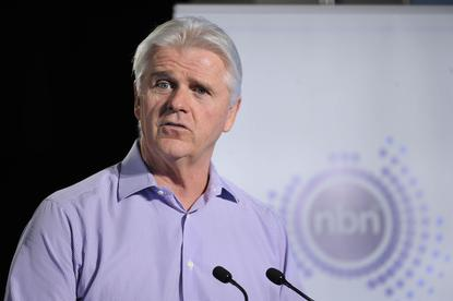 Bill Morrow - NBN Co CEO (NBN Co)