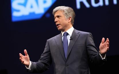 Bill McDermott (CEO - SAP)