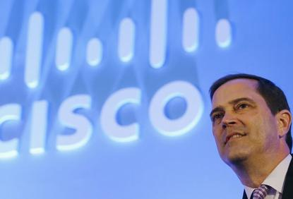 Chuck Robbins - Cisco CEO
