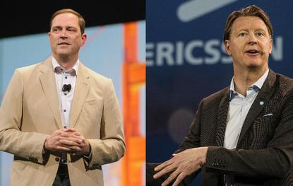 Chuck Robbins - CEO, Cisco and Hans Vestberg, CEO, Ericsson