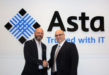Mark Williams - CEO, Crunch IT and Bill Angelidis - CEO, Asta