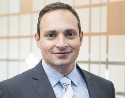 Panasonic national manager of security systems, Daniel Sultana