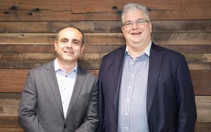 David Abouhaidar (Secure Agility) and Jason McClure (Sliced Tech)