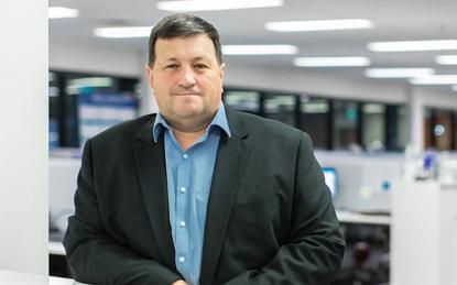 Hills CEO and managing director, David Lenz