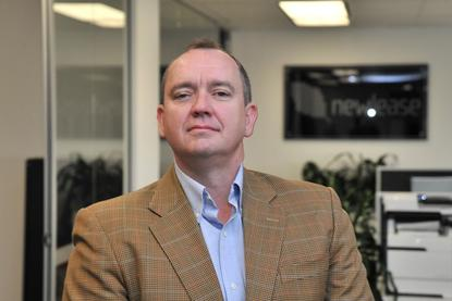 Dominic O'Hanlon - managing director, rhipe