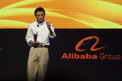 Jack Ma (Alibaba Group)