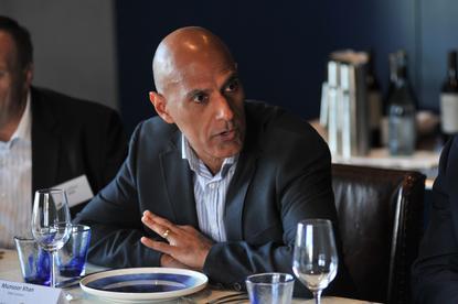 Munsoor Khan of DNA Connect.