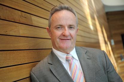 David Higgins, WatchGuard Technologies A/NZ country manager