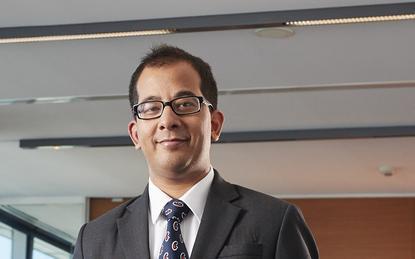 TechnologyOne CEO, Edward Chung