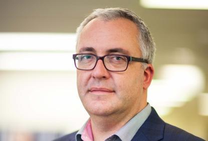 Jon McGettingan, Senior Director A/NZ & South Pacific Islands at Fortinet