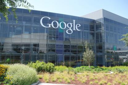 A building at Google's headquarters in Mountain View, California, on August 17, 2015. Credit: Martyn Williams