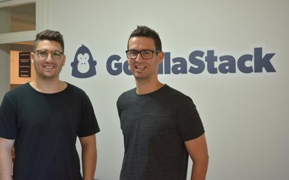 Elliott Spira and Oliver Berger (GorillaStack)