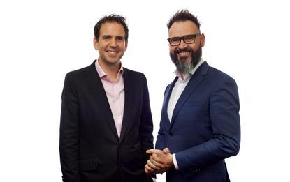 Phillip Dickman (Greenbox) and Shane Mulholland (Greenbox)