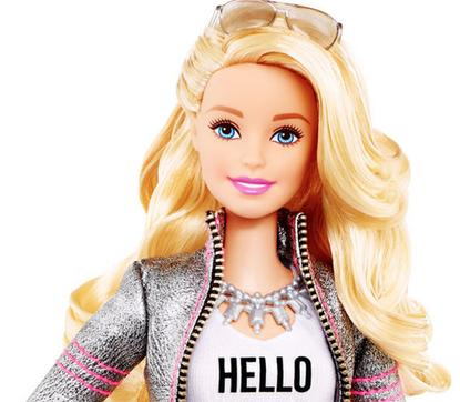 Mattel's new Hello Barbie records children's conversations and sends them to parents.