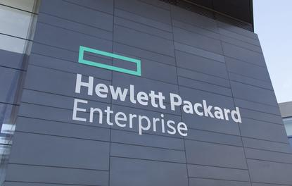Hewlett Parckard Enterprise