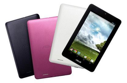 Asus' Memo Pad tablet