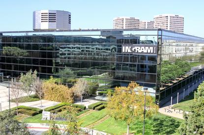 Ingram MIcro's headquarters in Irvine, California