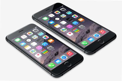 Apple announced on Monday that it sold ten million iPhone 6 and iPhone 6 Plus models combined after the first weekend of availability—a new record for launch weekend iPhone sales.