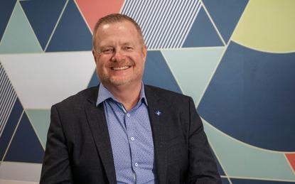 New Rubrik A/NZ leader, Jamie Humphrey