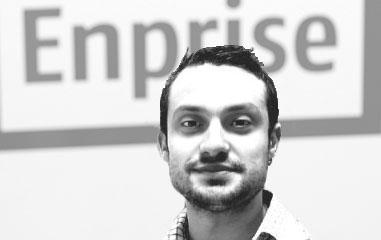 Enprise Solutions Australian business development manager, Jean Pace Bonello.