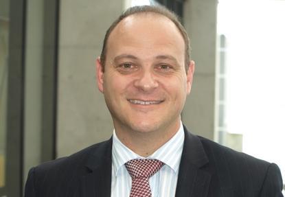 Schneider Electric vice-president of IT business and strategic segments, Joe Craparotta