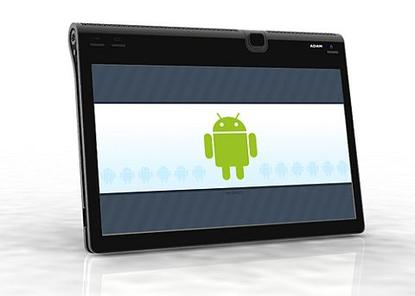 Notion Ink's Adam tablet runs Android
