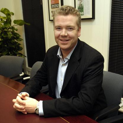 David Peach, channel consultant