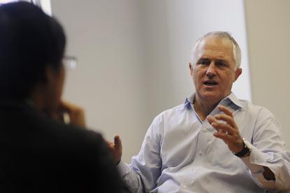 ARN's David Ramli interviews Shadow Communications Minister, Malcolm Turnbull
