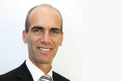 Chief executive officer for Fujitsu Australia, Mike Foster