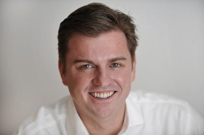 Skype CEO, Tony Bates
