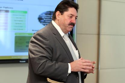 UXC managing director, Cris Nicolli