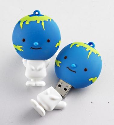 The Kingston Earth Angel USB drive