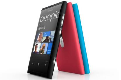 Nokia's Lumia 800 Windows Phone