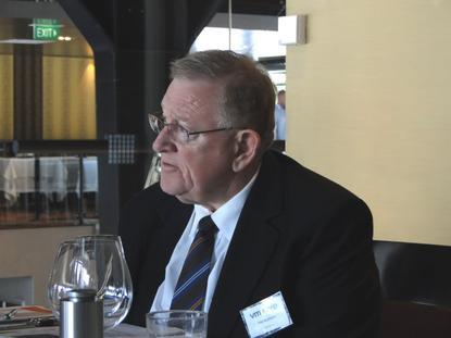 IBISWorld chairman and futurist, Phil Ruthven