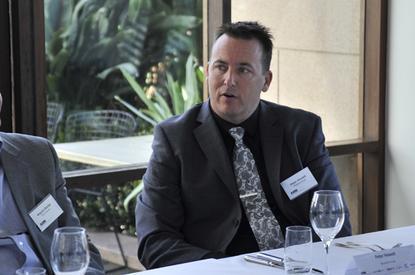 Peter Hewett - Channel Director A/NZ, Trend Micro